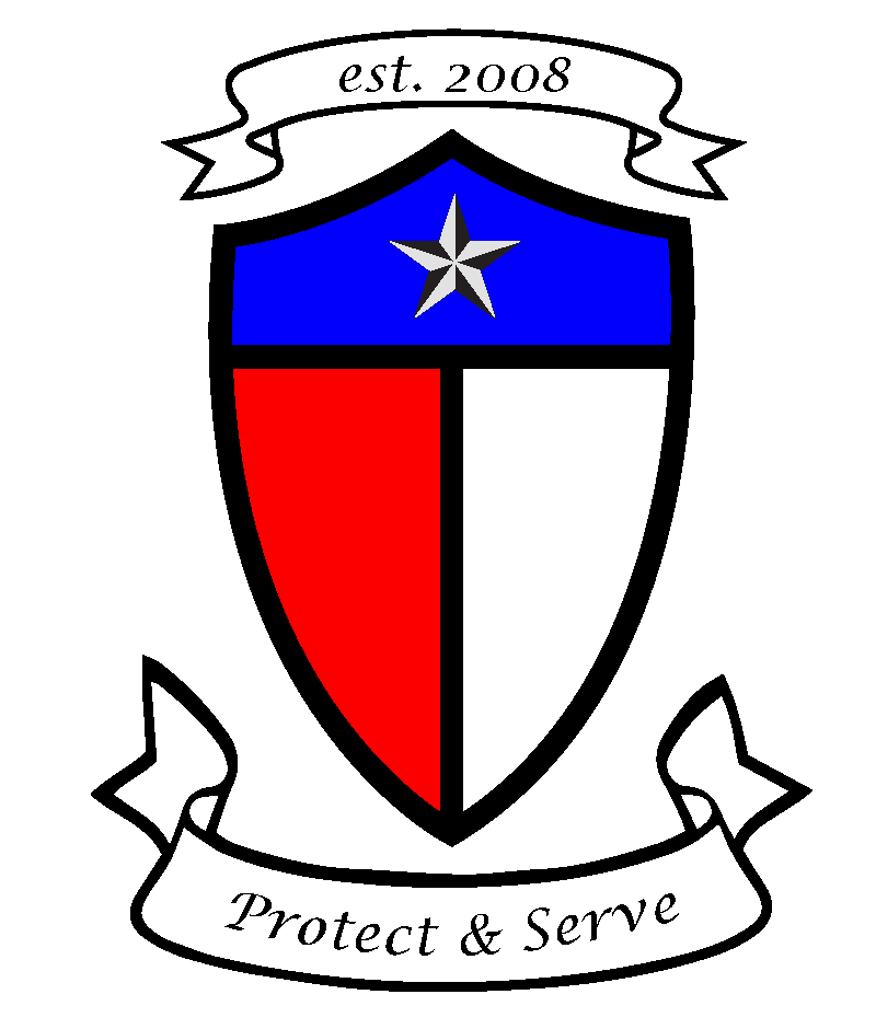 Texas police trainers logo