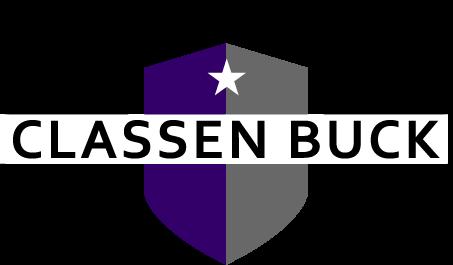 Classen buck logo final