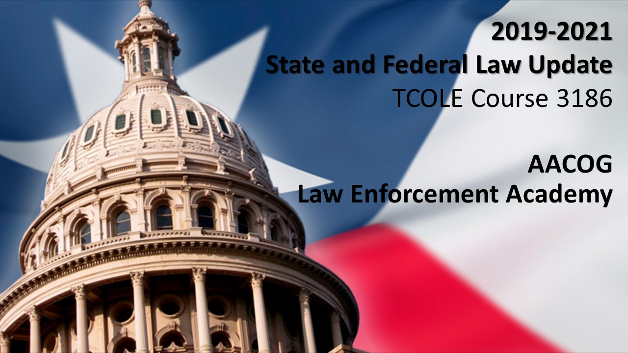 Legislatve updates 3186