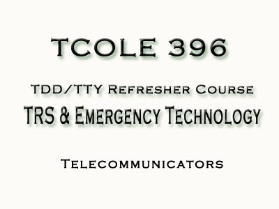 Welcome to TCOLE Online Training