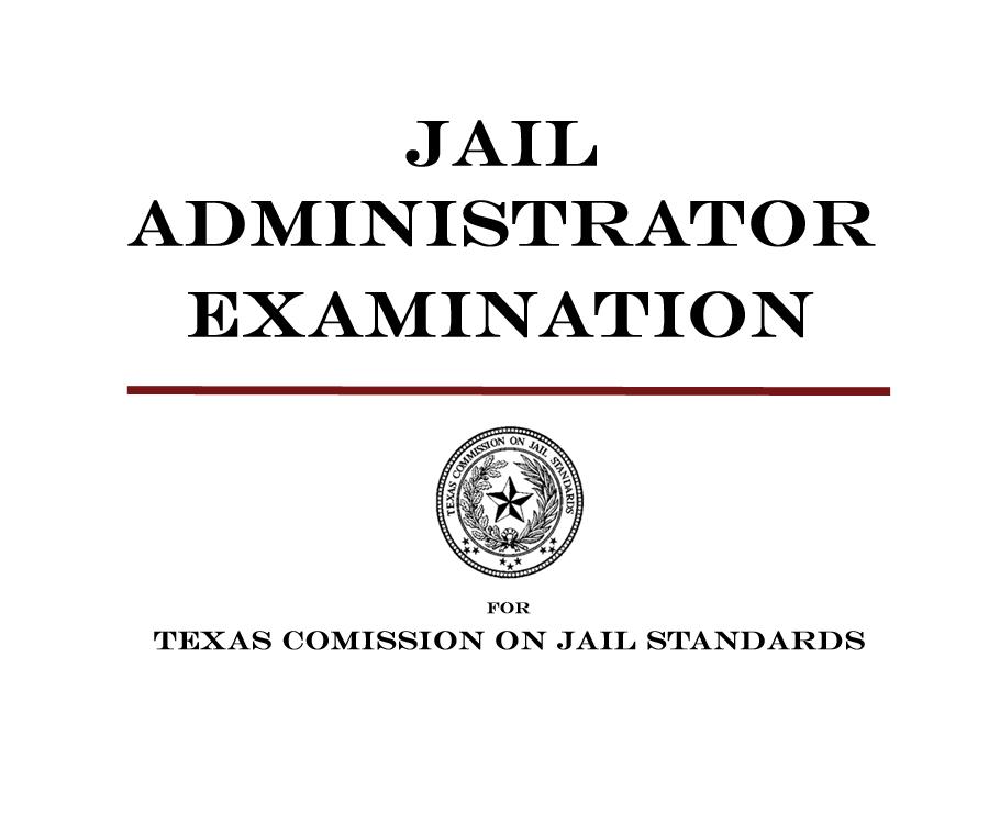 Jail admin exam image